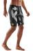 Skins DNAmic Spodnie do biegania Mężczyźni biały/czarny